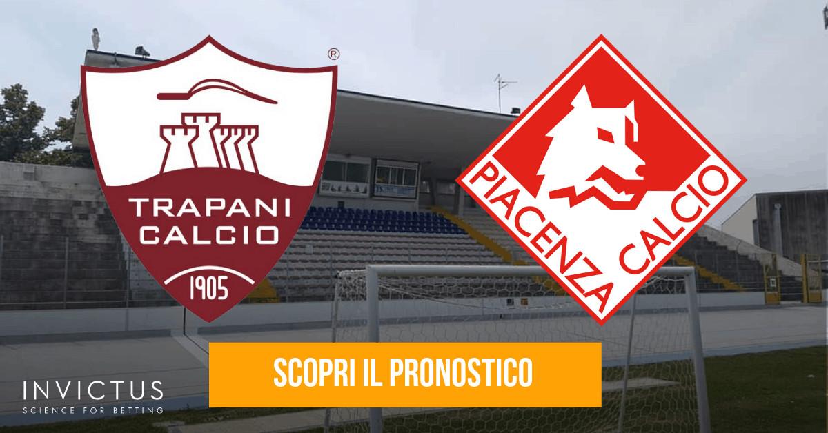 Trapani – Piacenza: analisi tattica, statistiche e pronostico
