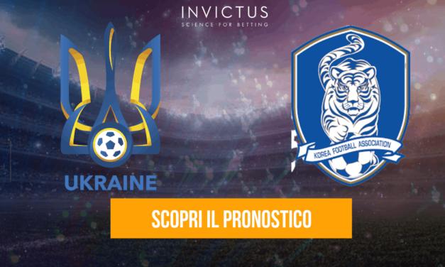 Ucraina U20 – Corea del sud U20: analisi tattica, statistiche e pronostico