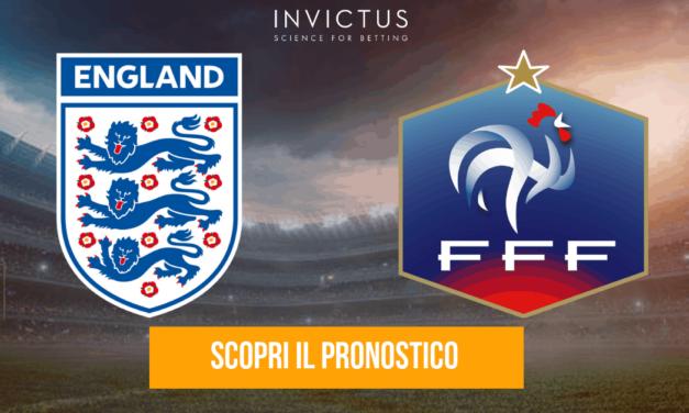 Inghilterra U21 – Francia U21: analisi tattica, statistiche e pronostico