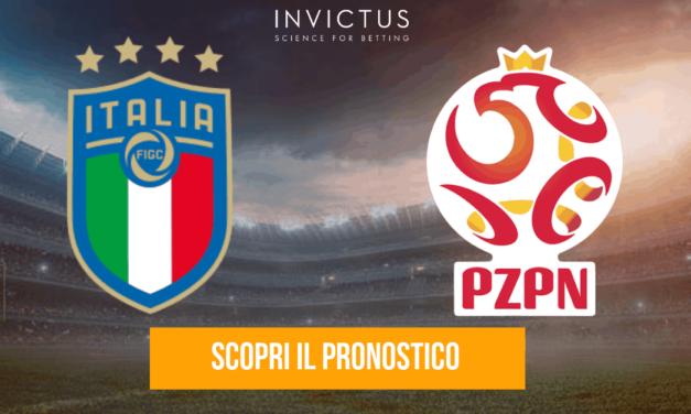 Italia U21 – Polonia U21: analisi tattica, statistiche e pronostico