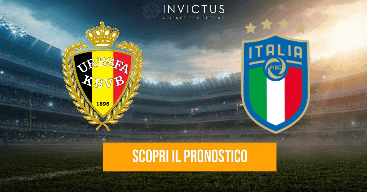 Belgio U21 – Italia U21: analisi tattica, statistiche e pronostico