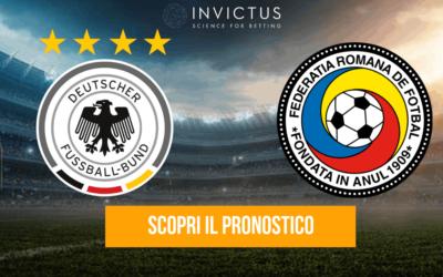 Germania U21 – Romania U21: analisi tattica, statistiche e pronostico