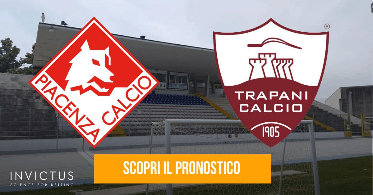 Piacenza – Trapani: analisi tattica, statistiche e pronostico