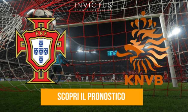 Portogallo – Olanda: analisi tattica, statistiche e pronostico