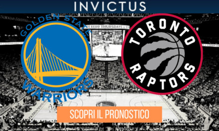 Golden State Warriors – Toronto Raptors, gara 6: analisi tattica, statistiche e pronostico