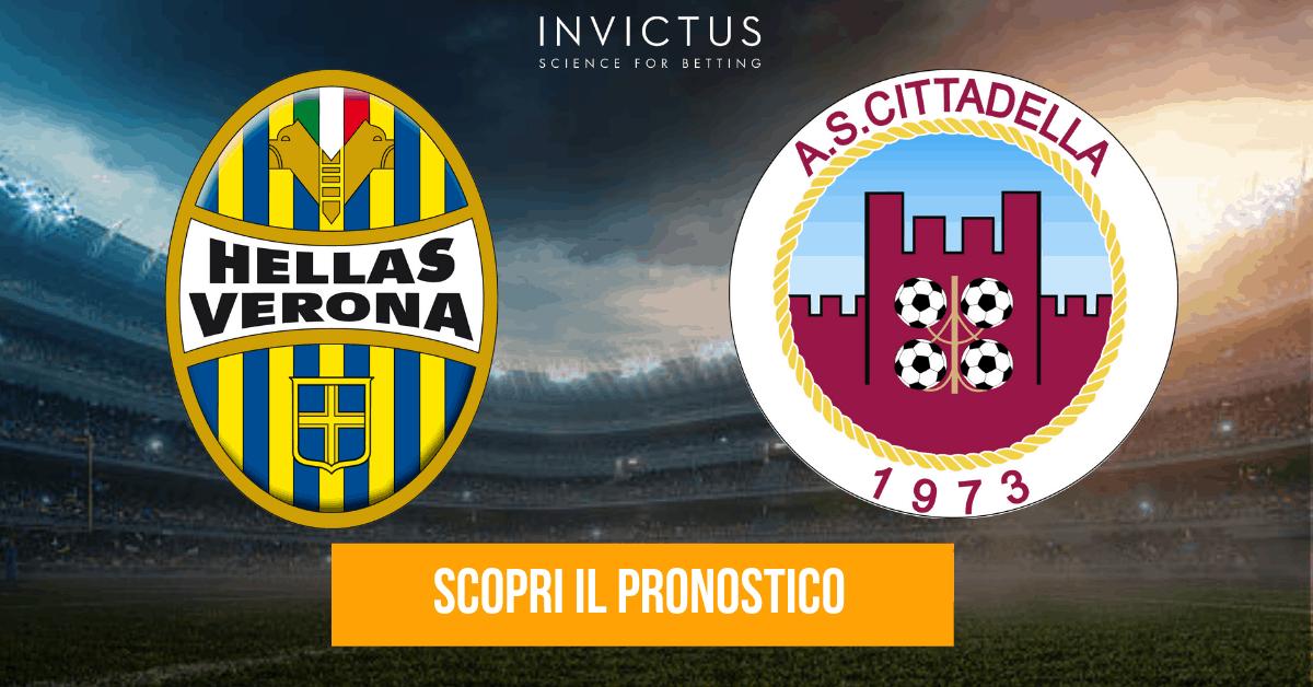 Hellas Verona – Cittadella: analisi tattica, statistiche e pronostico