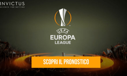Pronostici preliminari Europa League 11/07/19
