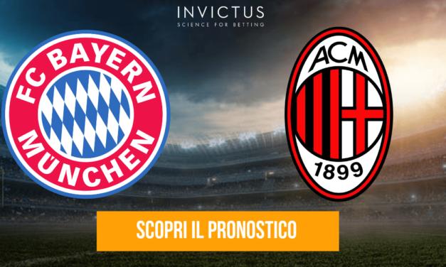 Bayern Monaco – Milan: analisi tattica, statistiche e pronostico