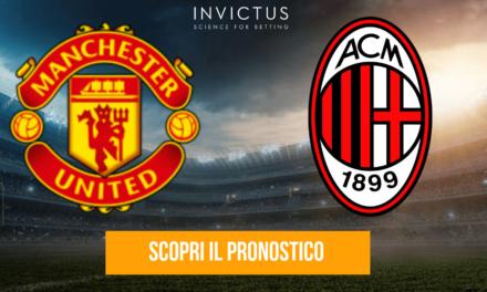 Manchester United – Milan: analisi tattica, statistiche e pronostico
