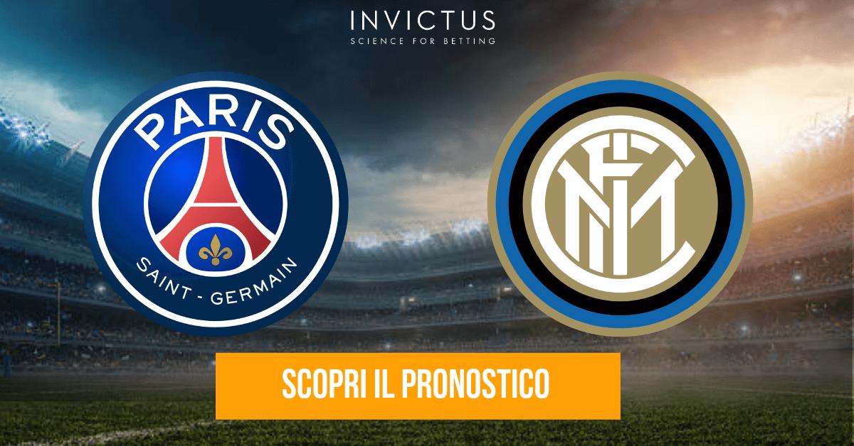 PSG – Inter: analisi tattica, statistiche e pronostico