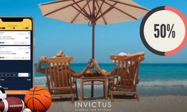 Pronostici, mare & saldi con Invictus
