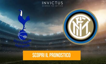 Tottenham – Inter: analisi tattica, statistiche e pronostico