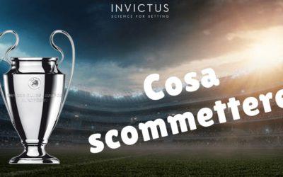 Pronostici Champions League: cosa scommettere nella 1 giornata