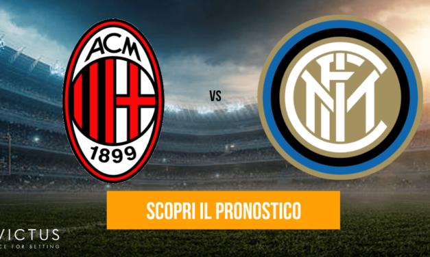 Milan – Inter: analisi tattica, statistiche e pronostico