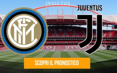 Inter – Juve: analisi tattica, statistiche e pronostico