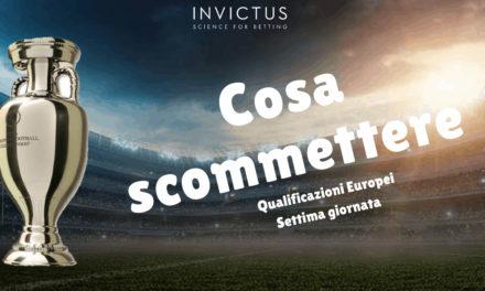 Pronostici Qualificazioni Europei: cosa scommettere nella 7 giornata