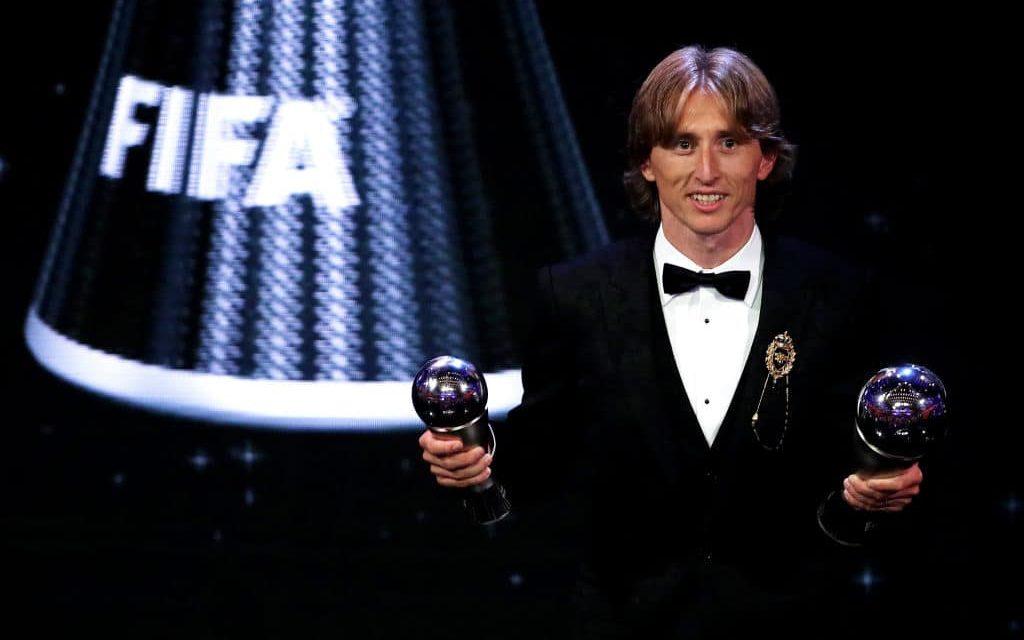 Pallone d'oro: Luka Modric non candidato