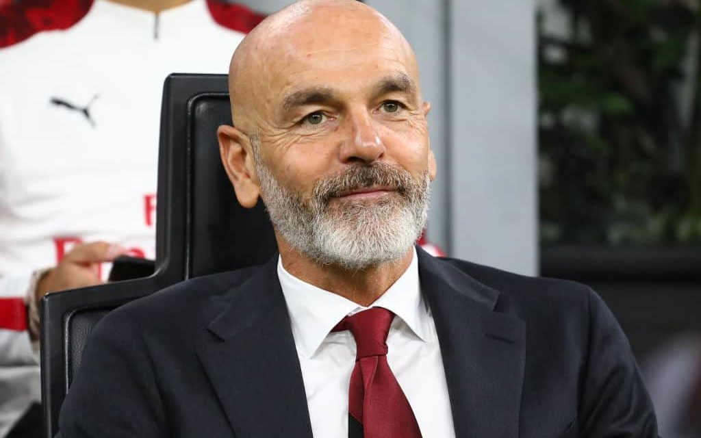 """Pioli: """"Il Milan è un club importante con una grande storia. La Coppa Italia è un nostro obiettivo"""""""