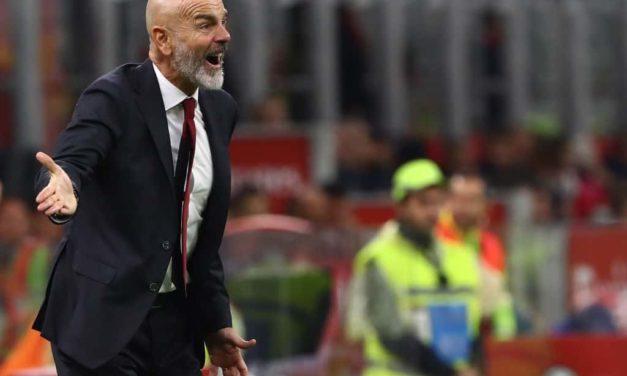 """Stefano Pioli: """"Contro la Spal ci vuole spirito, Bennacer può essere una scelta"""""""