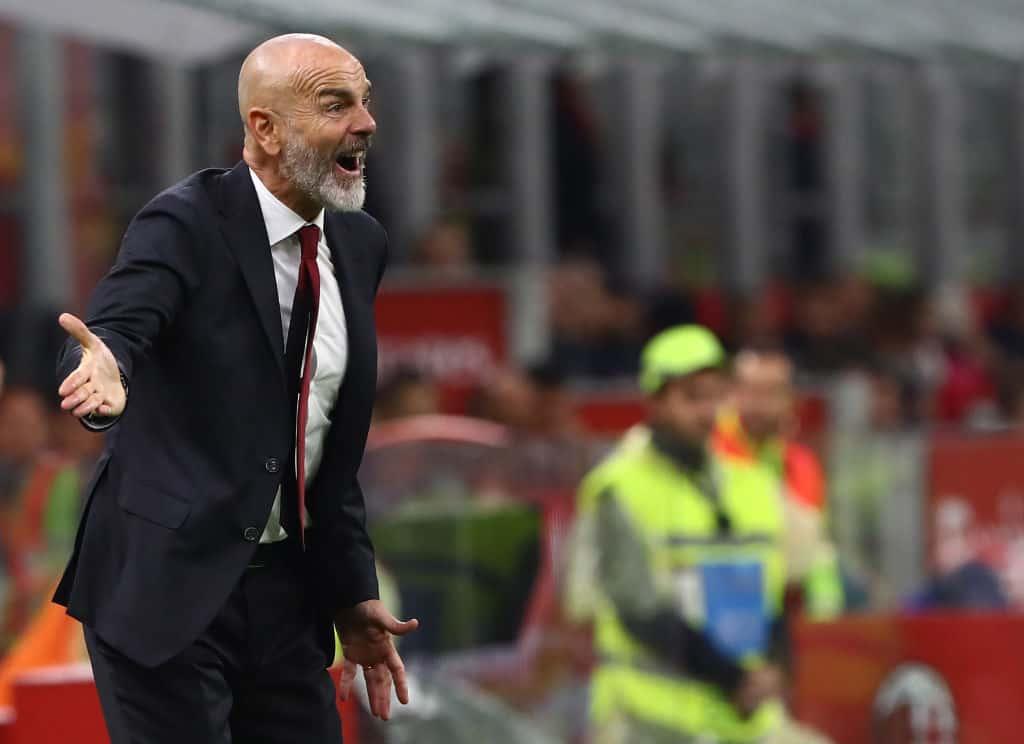 Pioli Milan Coppa Italia