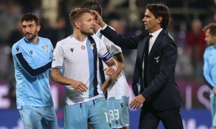 """Simone Inzaghi: """"Immobile e Leiva sono affaticati, non so se giocheranno contro il Torino"""""""
