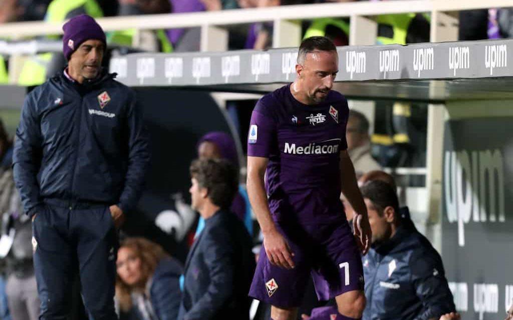 Franck Ribery: tre giornate di squalifica per la spinta al guardalinee