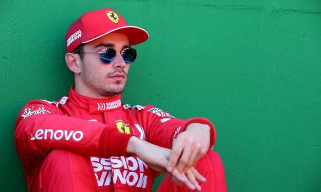 """Leclerc suona la carica: """"Austin è una pista per la Ferrari, possiamo fare bene"""""""