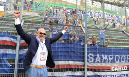 Sampdoria: tifosi in rivolta contro Garrone, Vialli lo difende