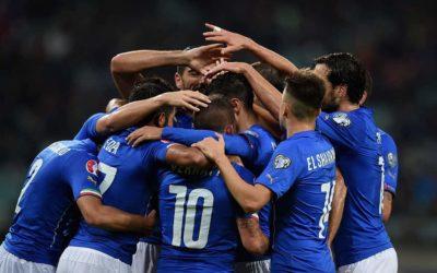 L'Italia ne fa 5 al Liechtenstein, è record di vittorie per gli azzurri