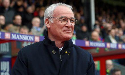 """Ranieri: """"Juventus? Non dobbiamo sentirci già sconfitti. Ce la metteremo tutta"""""""
