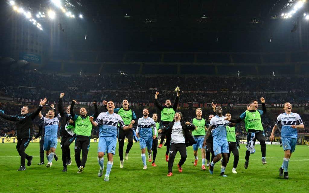 Lazio, Milinkovic e Caicedo recuperano per l'Atalanta, Leiva out