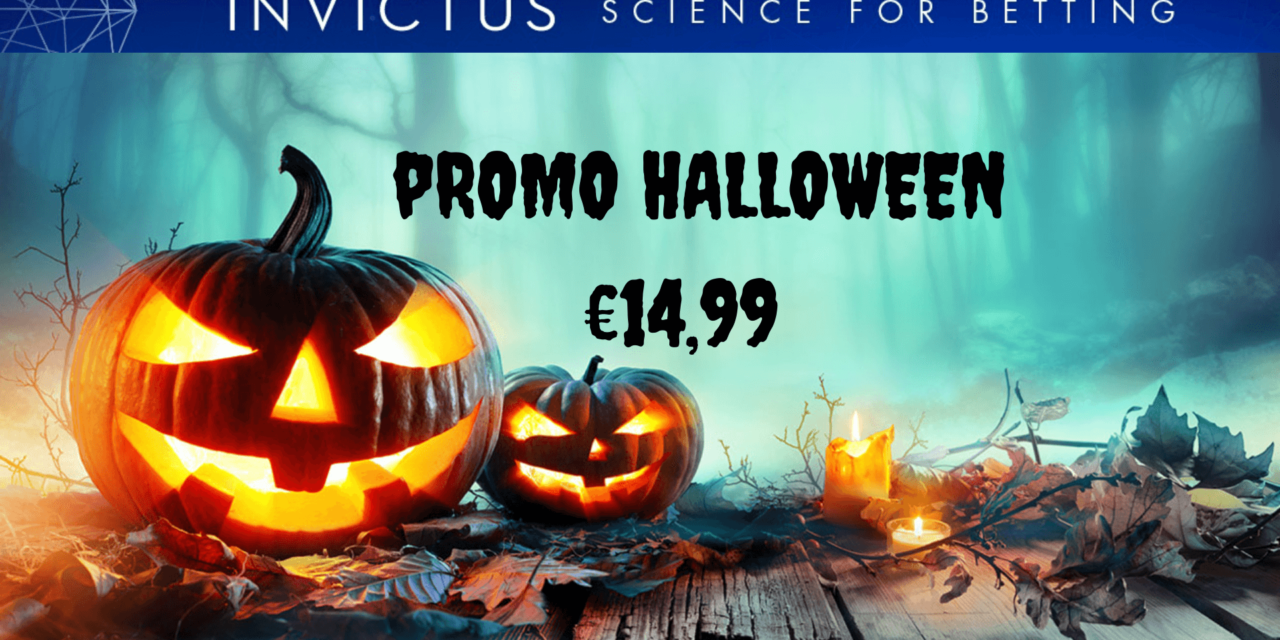 Ad Halloween resuscita con Invictus!