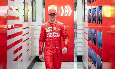 """Mick Schumacher sogna la F1: """"E' il mio obiettivo, ma non voglio bruciare le tappe"""""""