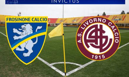 Dove vedere Frosinone-Livorno: TV e streaming, statistiche e probabili formazioni