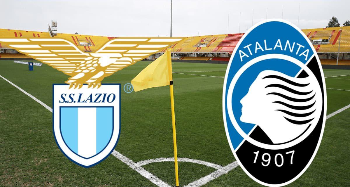Dove vedere Lazio-Atalanta: TV e streaming, statistiche e probabili formazioni