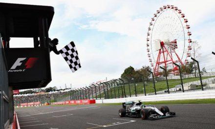 Formula 1, caos in Giappone: il Gran Premio finisce con un giro di anticipo