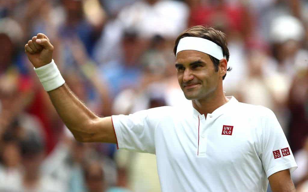 """L'annuncio di Roger Federer: """"Parteciperò alle Olimpiadi di Tokyo 2020"""""""