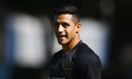 Inter: lussazione al tendine per Alexis Sanchez, si pensa all'operazione