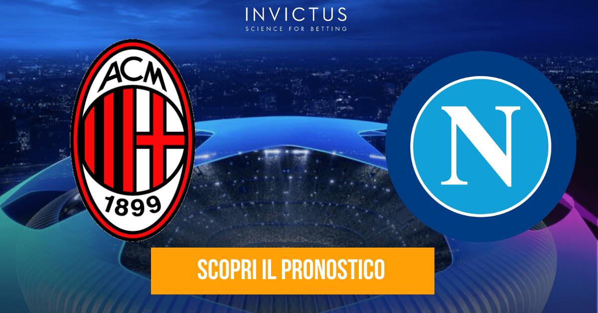Milan – Napoli: analisi tattica, statistiche e pronostico