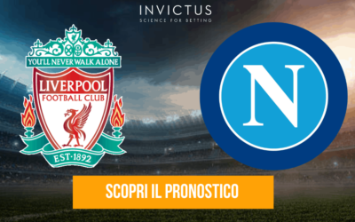 Liverpool – Napoli: analisi tattica, statistiche e pronostico