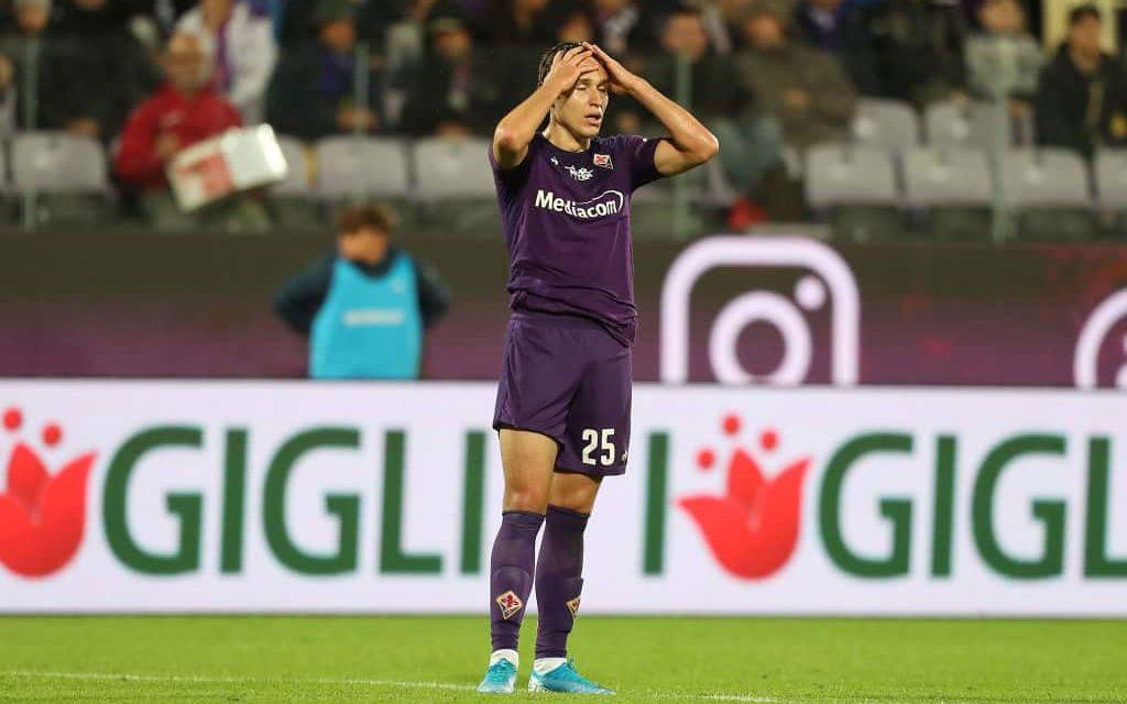 Chiesa-Fiorentina: incontro tra le parti per decidere il futuro del giocatore