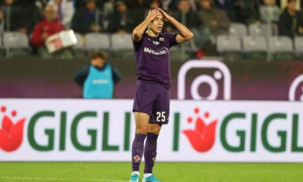 Fiorentina: Chiesa salta la Roma, ancora problemi alla caviglia destra