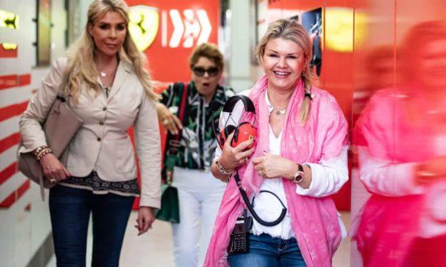 """Parla Corinna Schumacher: """"Michael è nelle migliori mani possibili"""""""