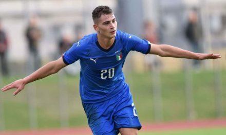 """Esposito parla dell'Inter: """"Conte è eccezionale, voglio crescere senza fretta"""""""