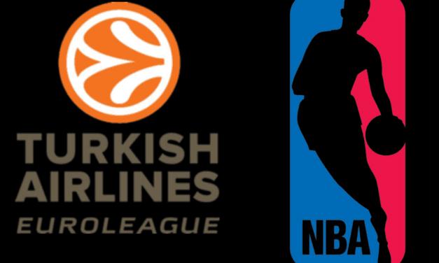 Eurolega e NBA: tutto un altro basket