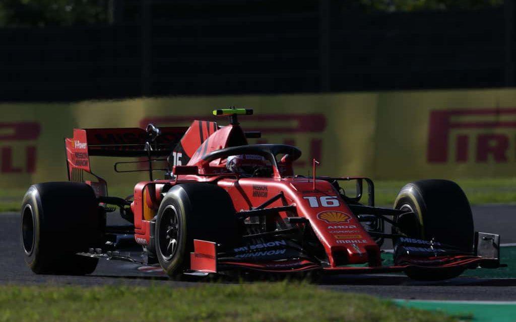 Ferrari, Leclerc cambia motore: sarà penalizzato in Brasile