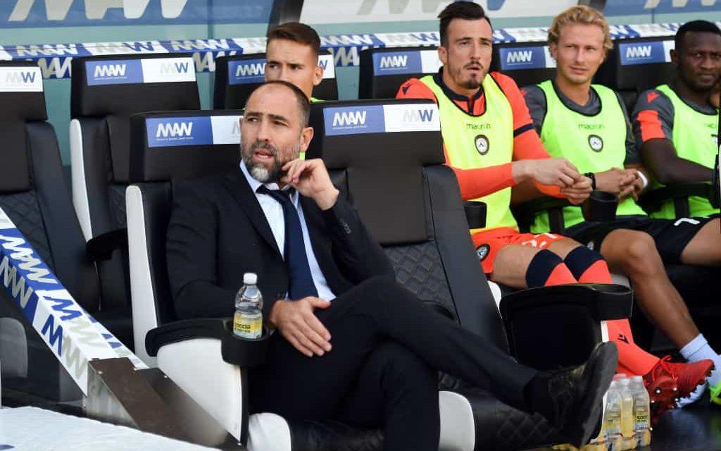 Igor Tudor non è più l'allenatore dell'Udinese: al suo posto c'è Luca Gotti