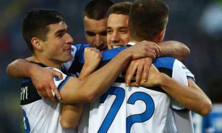 Atalanta troppo forte: netta vittoria sul Brescia per 3-0