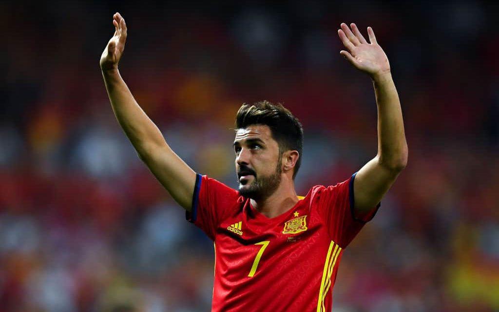 """David Villa si ritira: """"Devo essere io a lasciare il calcio, non lui a lasciare me"""""""