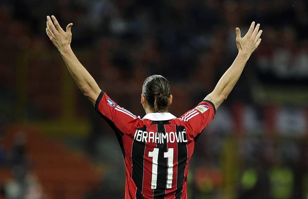 Ibrahimovic Napoli Juventus